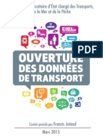 Rapport Open Data Transport
