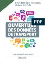 Rapport Open Data Transport