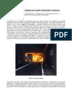 La Protezione Passiva Nei Tunnel Ferroviari Stradali