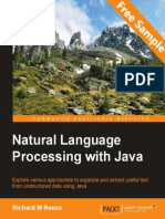 Natural Language Processing with Java - Sample Chapter