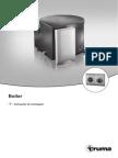 Boiler b1014 Installation Pt