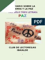 Poemario Paz