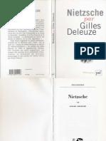 Deleuze-Nietzsche [PUF 1965]
