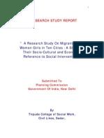 Study on Tribal Area