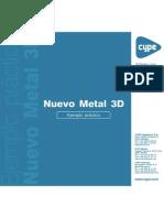 Nuevo Metal 3D - Ejemplo Práctico
