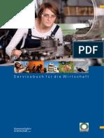 Servicebuch für die Wirtschaft