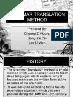 Grammar Translation safMethod Ppt (1)