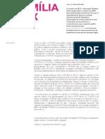 A Familia PDF:X