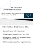 205-Strategies for IT Audit