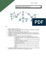 Etude de CAS 5.3 (ACLs)
