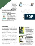 Consejos de Lectura 1º Ciclo. 2º Trimestre.