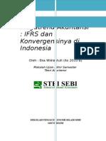 Megatrend Akuntansi Dampak IFRS Terhadap Akuntansi Syariah