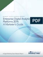 Market Intelligence Report - Digital Analytics
