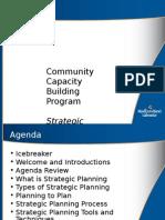 Strategic Plan POWER POINT