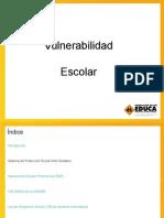 Vulnerabilidad Escolar Presentacion Claudia Musalem