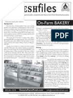 Freshfiles - - On Farm Bakery