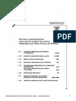 Capitulo_1 normas de acero estructural