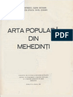 Port Popular Din Mehedinti