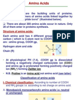 Copy of Amino Acids and Prtein