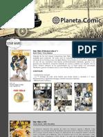 AVANCE PROVISIONAL junio15 Planeta Cómic