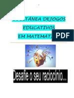 Mapeamento de Jogos Matematicos - Sirlene Carvalho