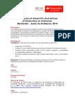 Ficha-Becas Prácticas en Empresa. Santander-Junta de Andalucía 2015_1