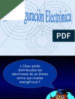 La Configuracion Electronica Magdaledna