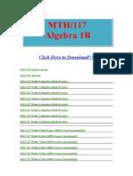 MAT117 MAT 117 117.docx