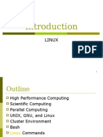 1-Introduction to Linux