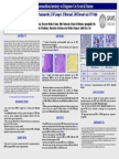 Gabriel Caponetti et al. - Utility of Immunohistochemistry to Diagnose Cat Scratch Disease - Poster for USCAP 2007
