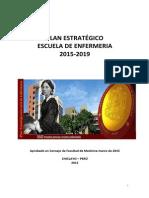 Plan estratégico de Enfermeria - 2015 2019