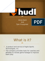 hudl presentation
