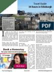 Tavel Guide 24 Hours in Edinburgh