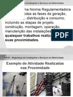 NR10 CURSO  MOVA TECNICO DE SEGURANÇA DO TRABALHO NR10.ppt