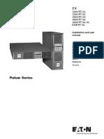 Eaton EX 2200-3000 Product Manual