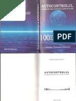 100 Exercitii de Autocontrol - Cristian Constantin Turcanu
