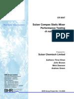 CR8047 Sulzer CompaX Short Report1
