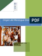 Origen Del Merengue Dominicano