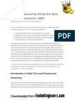 Java Conferencing using JMF
