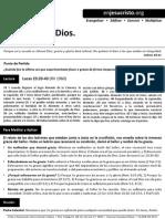 HCV - La Gracia de Dios - 15Mar2015