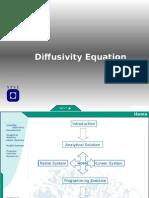 Diffusivity Equation (NTNU)