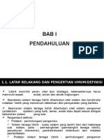 DASAR SPTL DAN Komponen Pengaman Tenaga Listrik