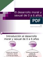 El Desarrollo Moral y Sexual de 0 a 6