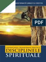 cGhid Studiu Disciplinele Spirituale
