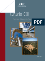2012 Crude Oil CAPP Forecast, Markets & Pipeline Expansions