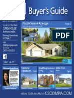 Coldwell Banker Olympia Real Estate Buyers Guide March 21st 2015