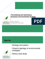 Week 5_2 Env_ Policy and Firm Strategy