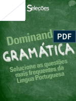 Dominando a Gramática (Seleções Do Readerʹs Digest)