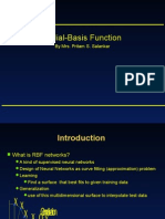 Radial Basis Function ppt