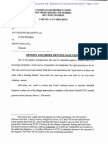 Fraud on Court Order
